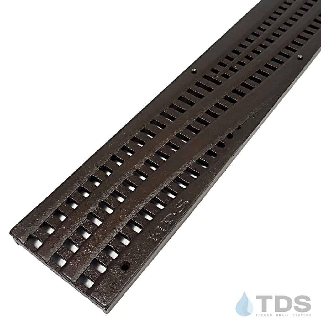NDS-BK-Wave-cast-iron-grate-TDSdrains