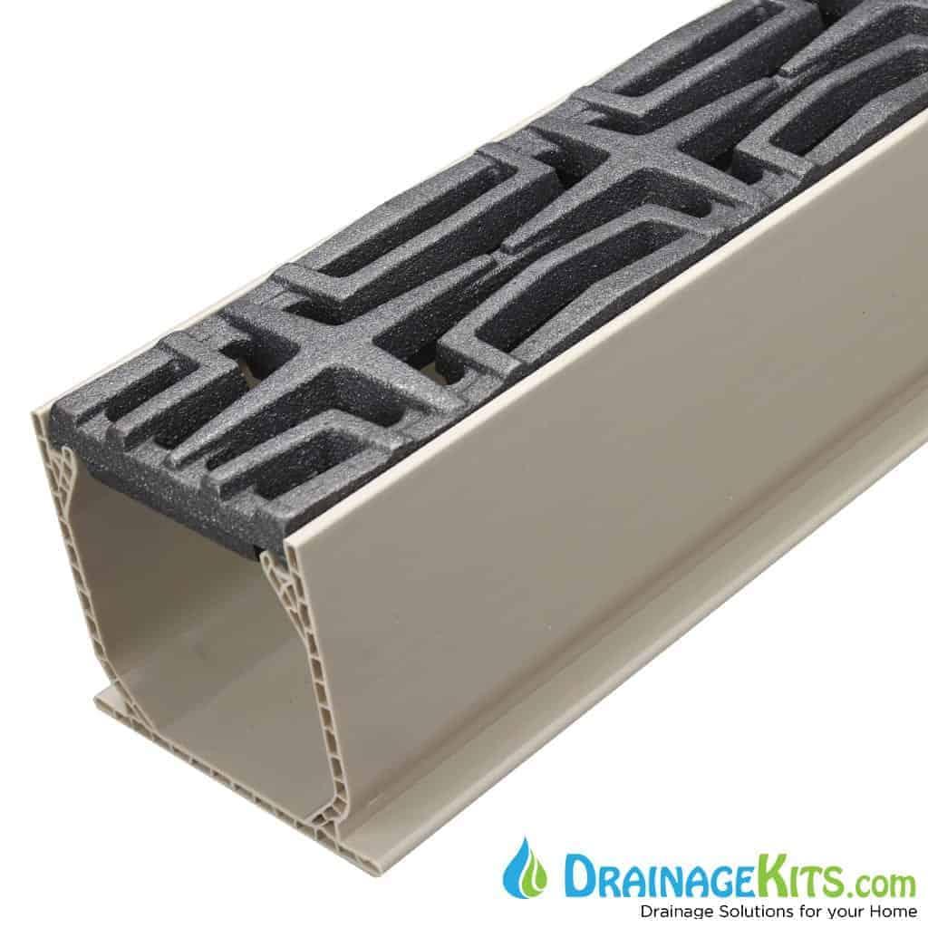 MCKS-IA-Carb raw cast iron carb ironage tds sand channel