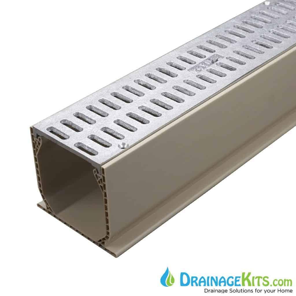 MCKS-TDS561 aluminum slotted tds grate tds sand channel