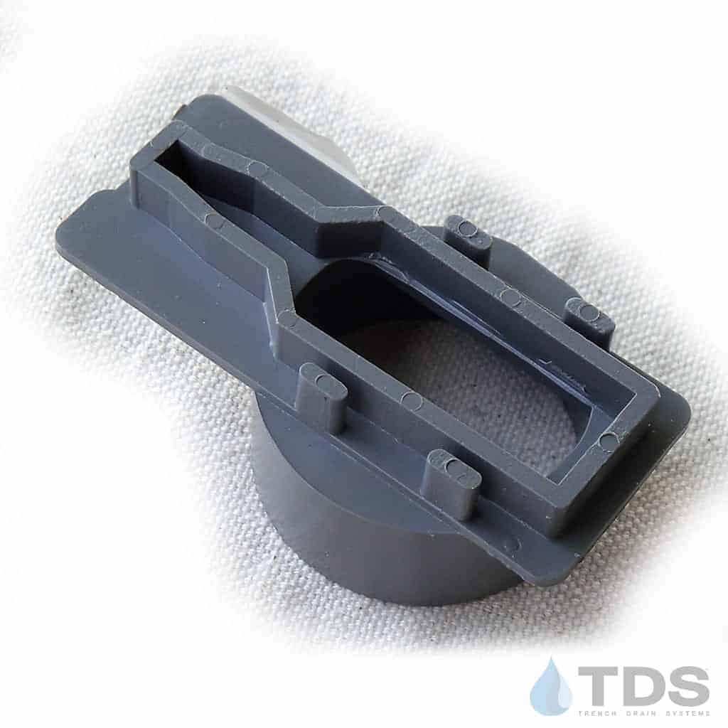 NDS-8463-end-outlet-gray-back-TDSdrains