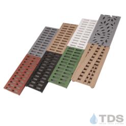 Mini Channel Plastic Grates - NDS