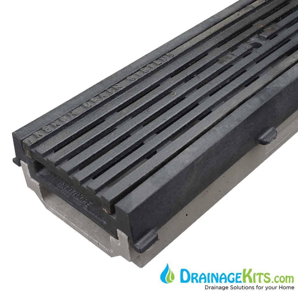 Polycast500 HPDE Frame DG0675HD