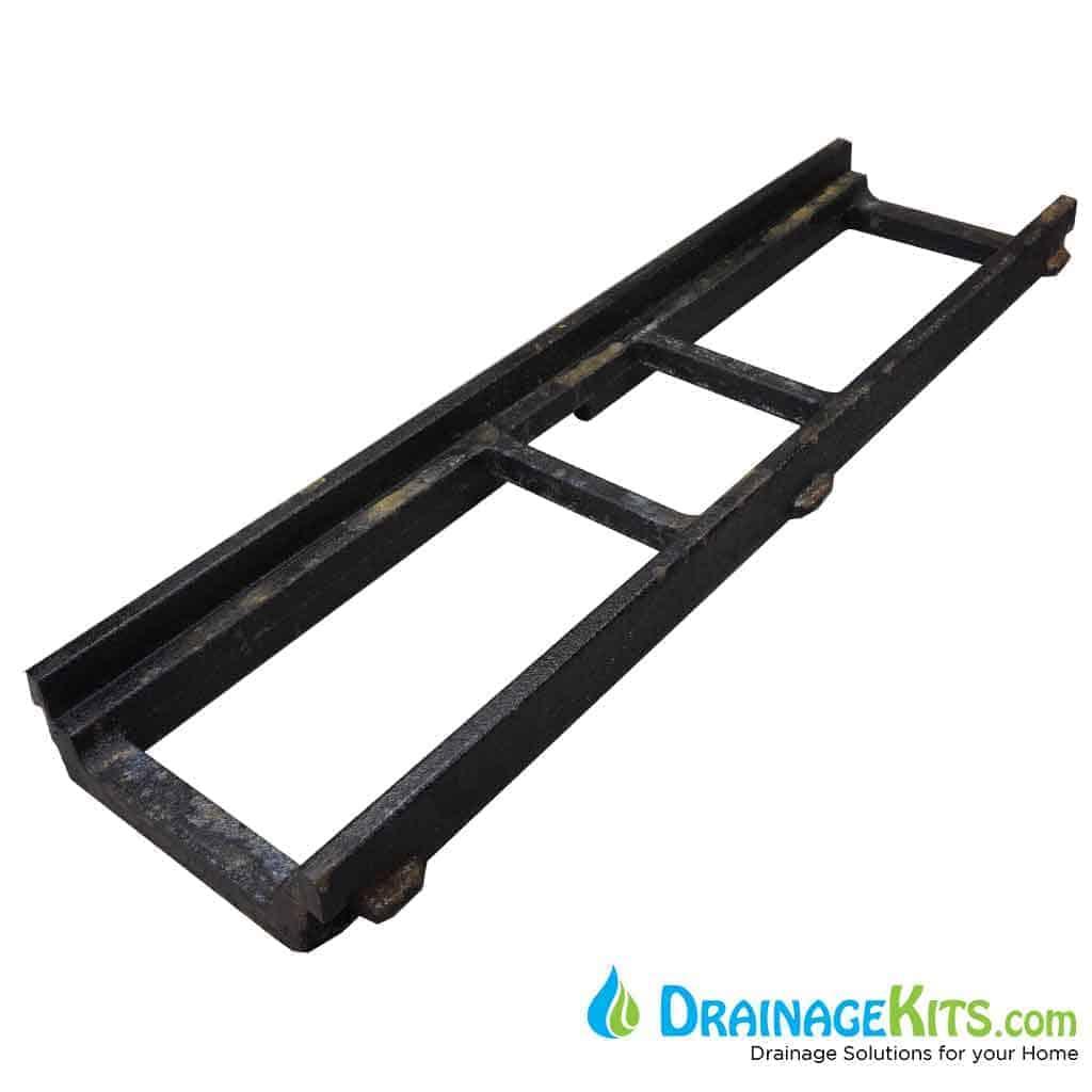 PolycastAA-Frame-DK Cast Iron Frame