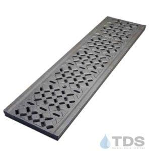 Dura-Diamond-Grate-TDSdrains dura slope deco cast iron grate