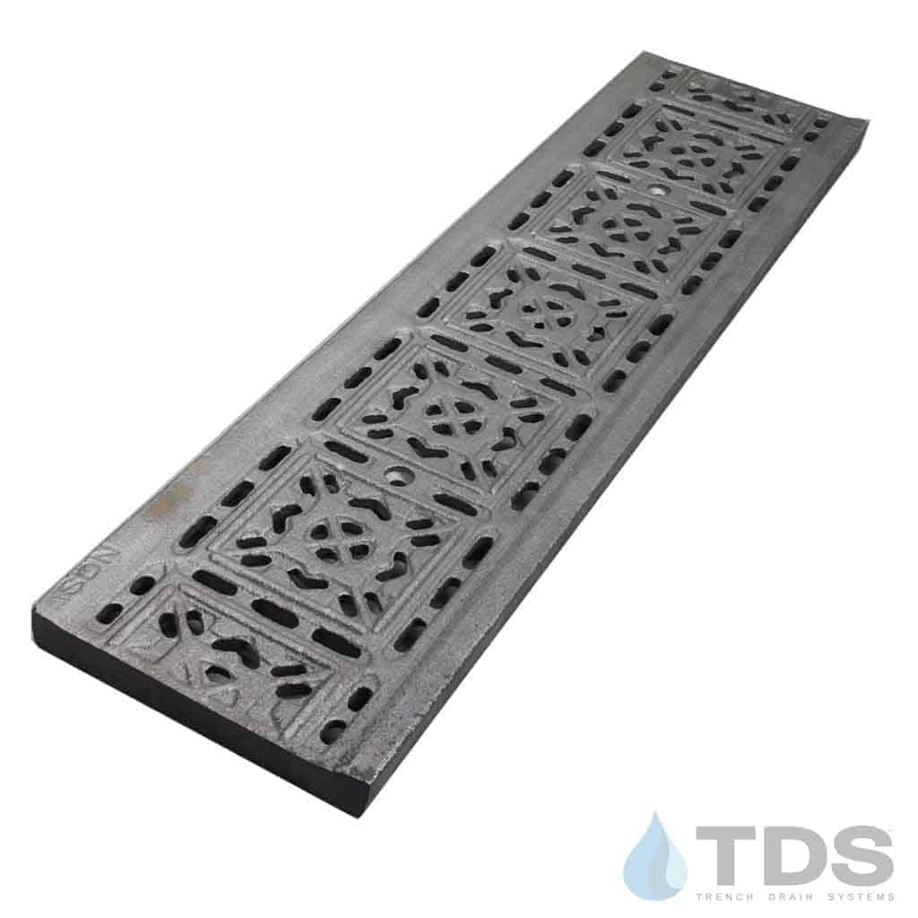 Dura-Tile-Grate-TDSdrains dura slope deco cast iron grate