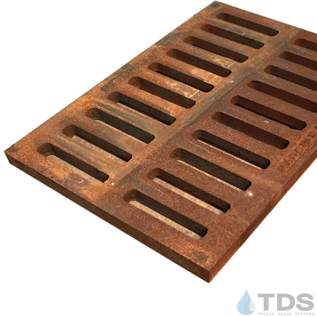 TDS-6455 cast iron heavy duty grate