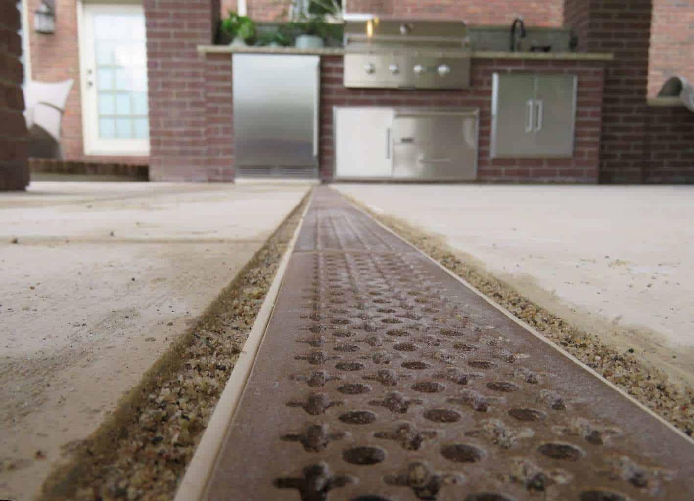 Steve Stemler outdoor kitchen project