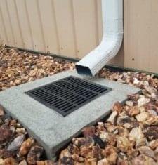 Catch Basin Install