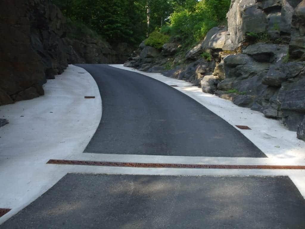 Driveway Trench Drain