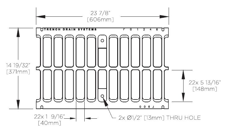 FP1200-FG1246-1-Ductile-Iron-Grate-Class-F