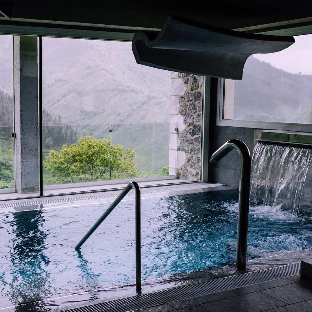 Swimming Pool Application
