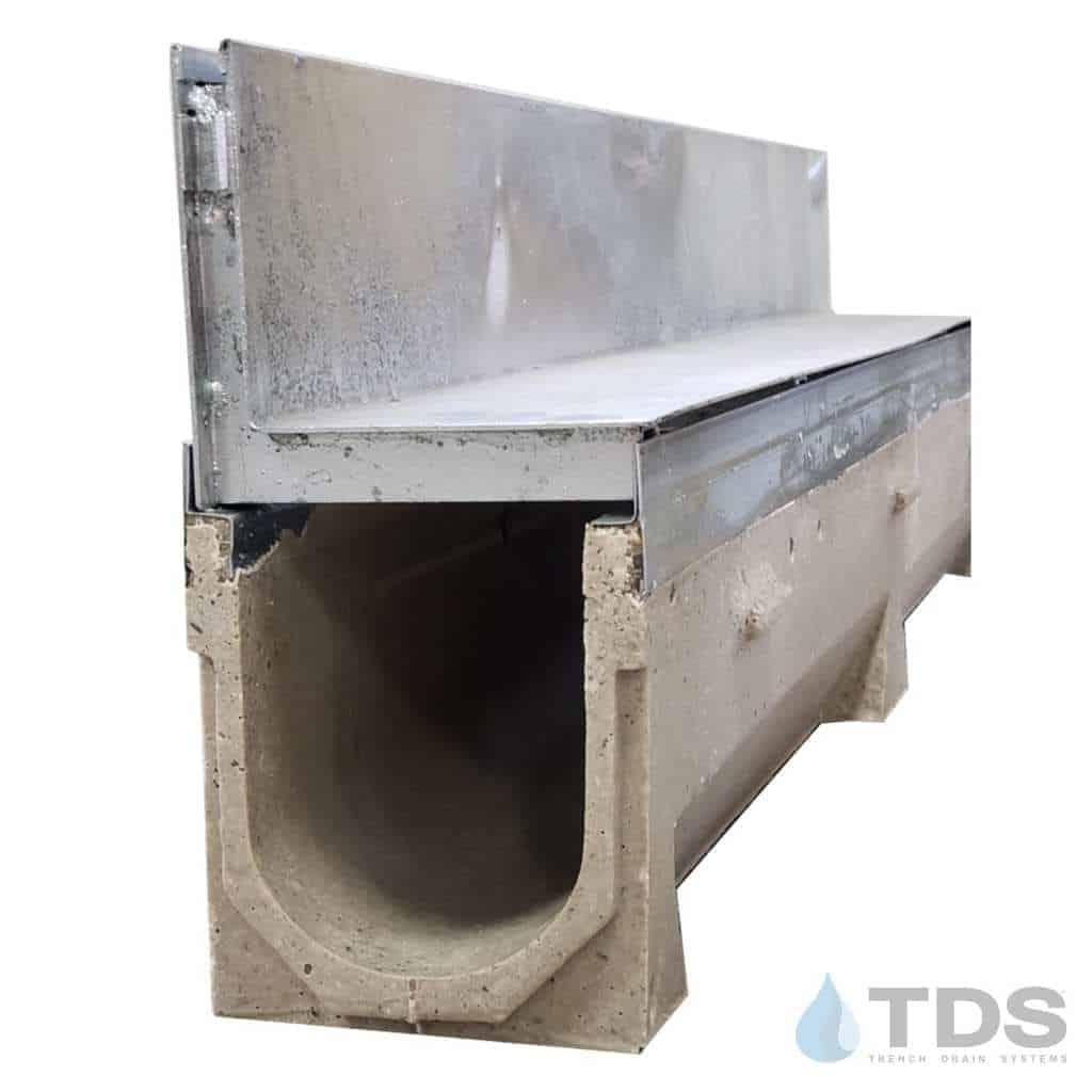 U100K-Paver-SlotGrate ULMA polymer concrete channel slot top