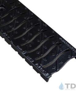 480 FNHX100KCCM ductile iron heel-proof wave grate