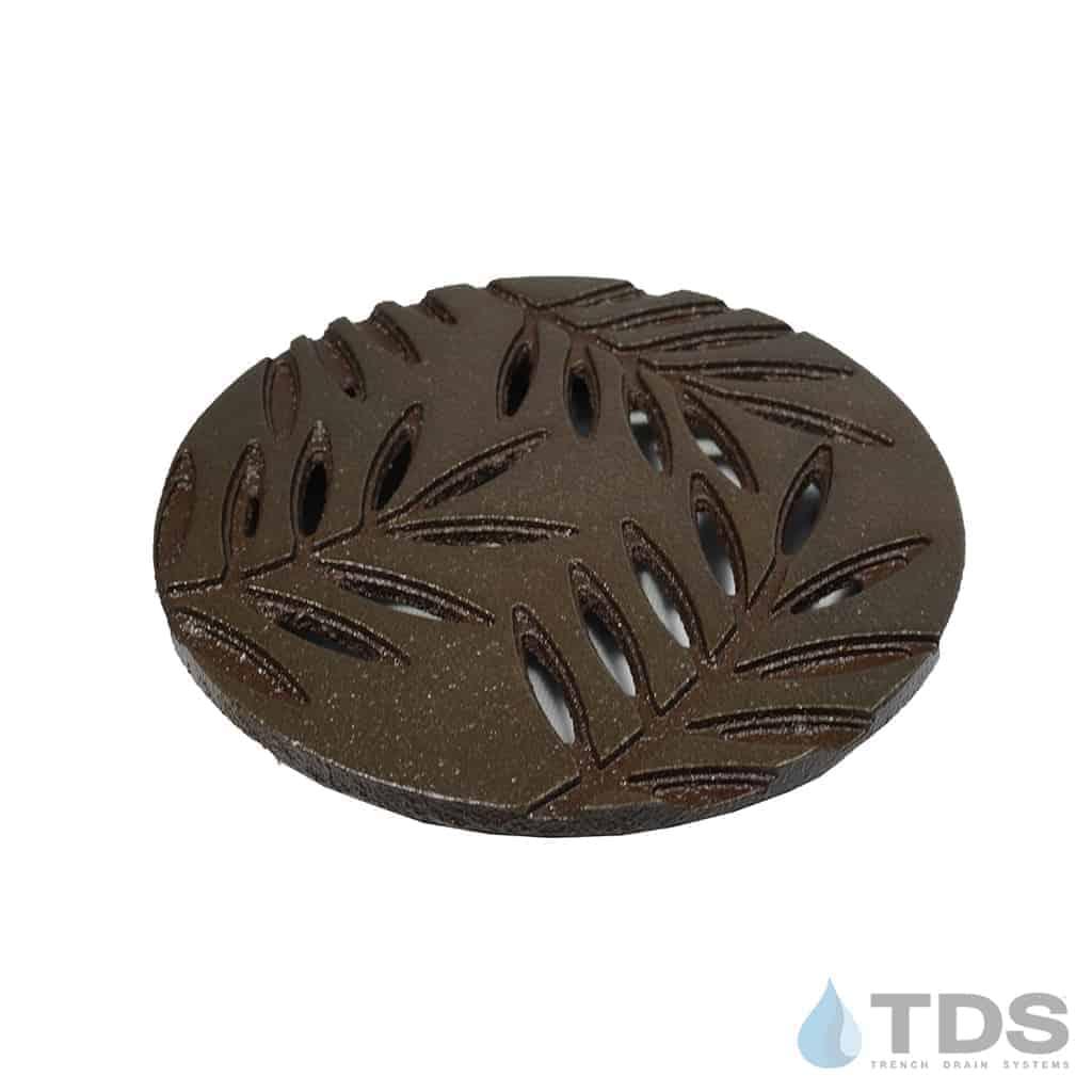 IA-LOC-6D-HP-BF Iron Age Locust 6 inch Diameter Heel Proof BoOF Round grate
