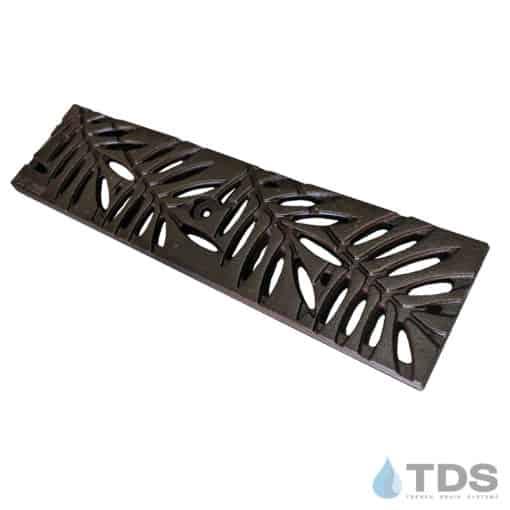 IA-LOC-0520-BF Iron Age Locust 5 x 20 cast iron grate